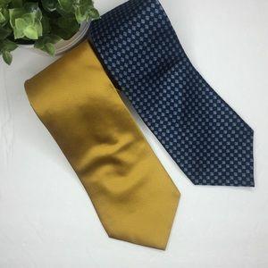 [Nautica] Ties - set of 2